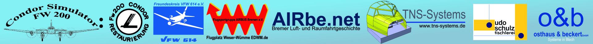 AIRbe.net Bremer Luft- und Raumfahrtgeschichte