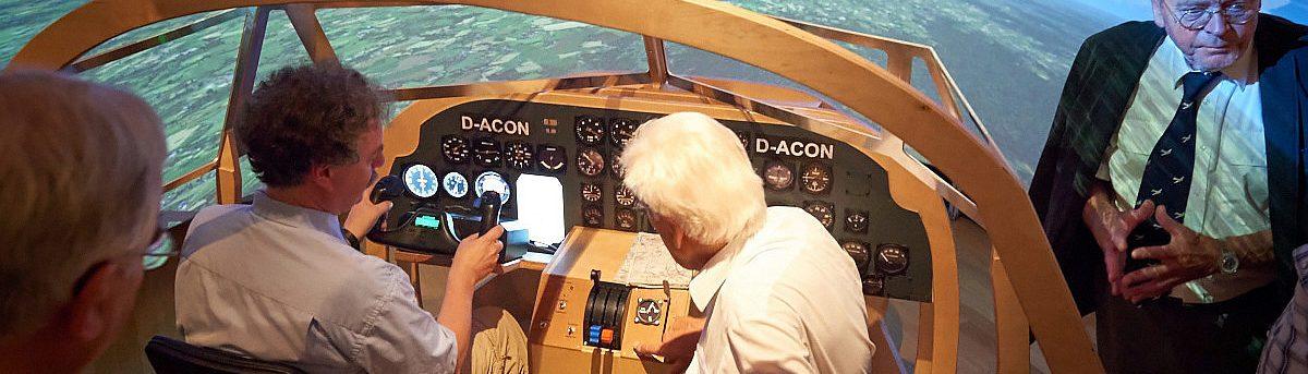 Focke Wulf 200 Condor Simulator