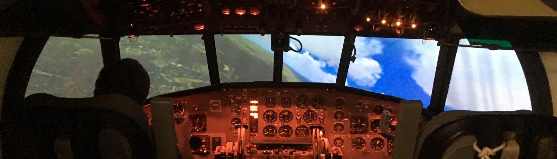 Breguet Atlantic Simulator Aeronauticum Nordholz