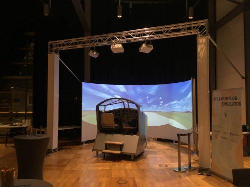 Junkers W33 Simulator