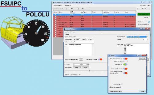 FSUIPCtoPOLOLU – Software